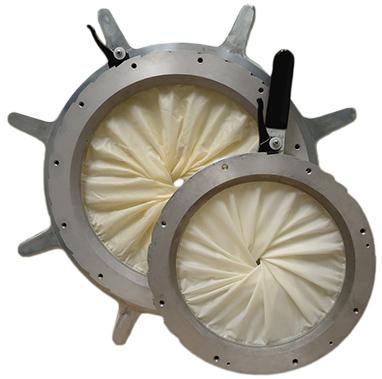 Mucon JS Iris Diaphragm Valve