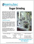 Kemutec Universal Mill PPS Mill Sugar Grinding