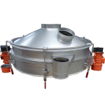 GKM Vibrating Screener for Milk Powder - Kemutec