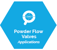Mucon Powder Flow Valves
