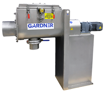 Gardner L Series Ribbon Mixer