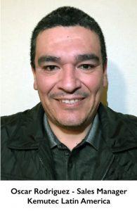 Oscar Rodriguez joins Kemutec