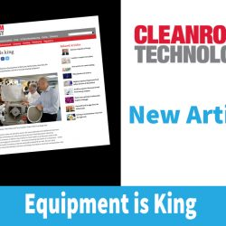 Cleanroom Technology Equipment is King Kemutec