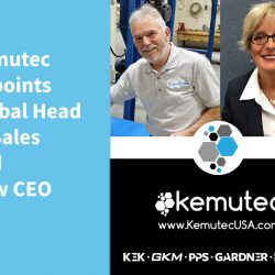 Rob Dallow and Karin Galloway - Kemutec