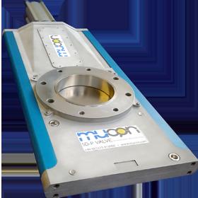 mucon sdp slide gate valve
