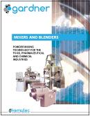 Gradner Mixers and Blenders Brochure - Kemutec