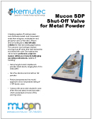 mucon-sdp-shut-off-valve-metal-powder