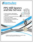 PPS Air Classifier Mills Spares and Services - Kemutec