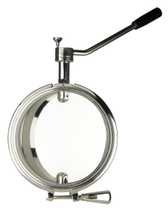 Mucon Oyster Compact Hygienic Butterfly Valve