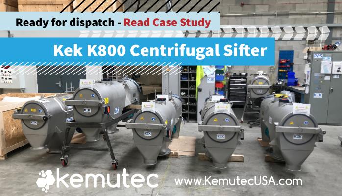 Kemutec Kek K800 Sifter