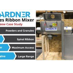 Case Study - Kemutec Gardner L Series Ribbon Mixer