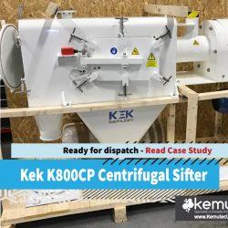Kemutec Kek K800CP Sifter